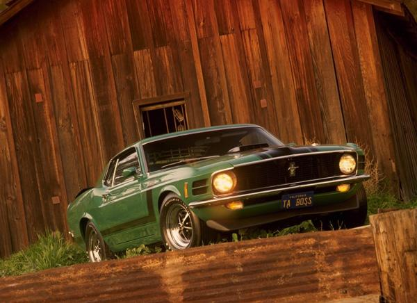 Ford Mustang (1964-1993)