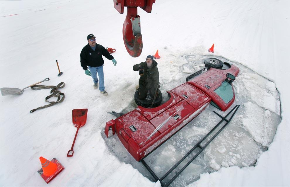 Ледовые страсти (11-01-2009)