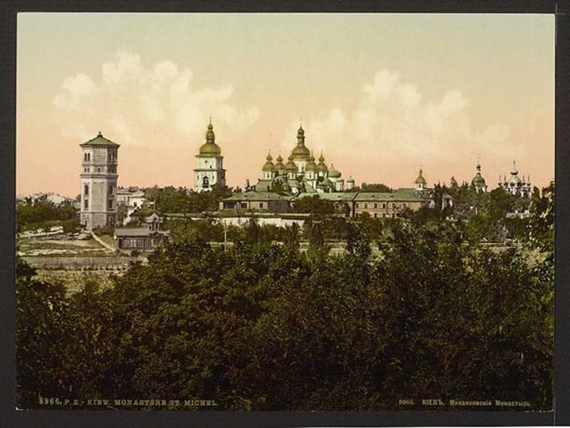 Киев в 1905 году