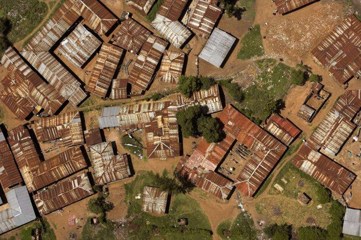 Пейзажи Африки