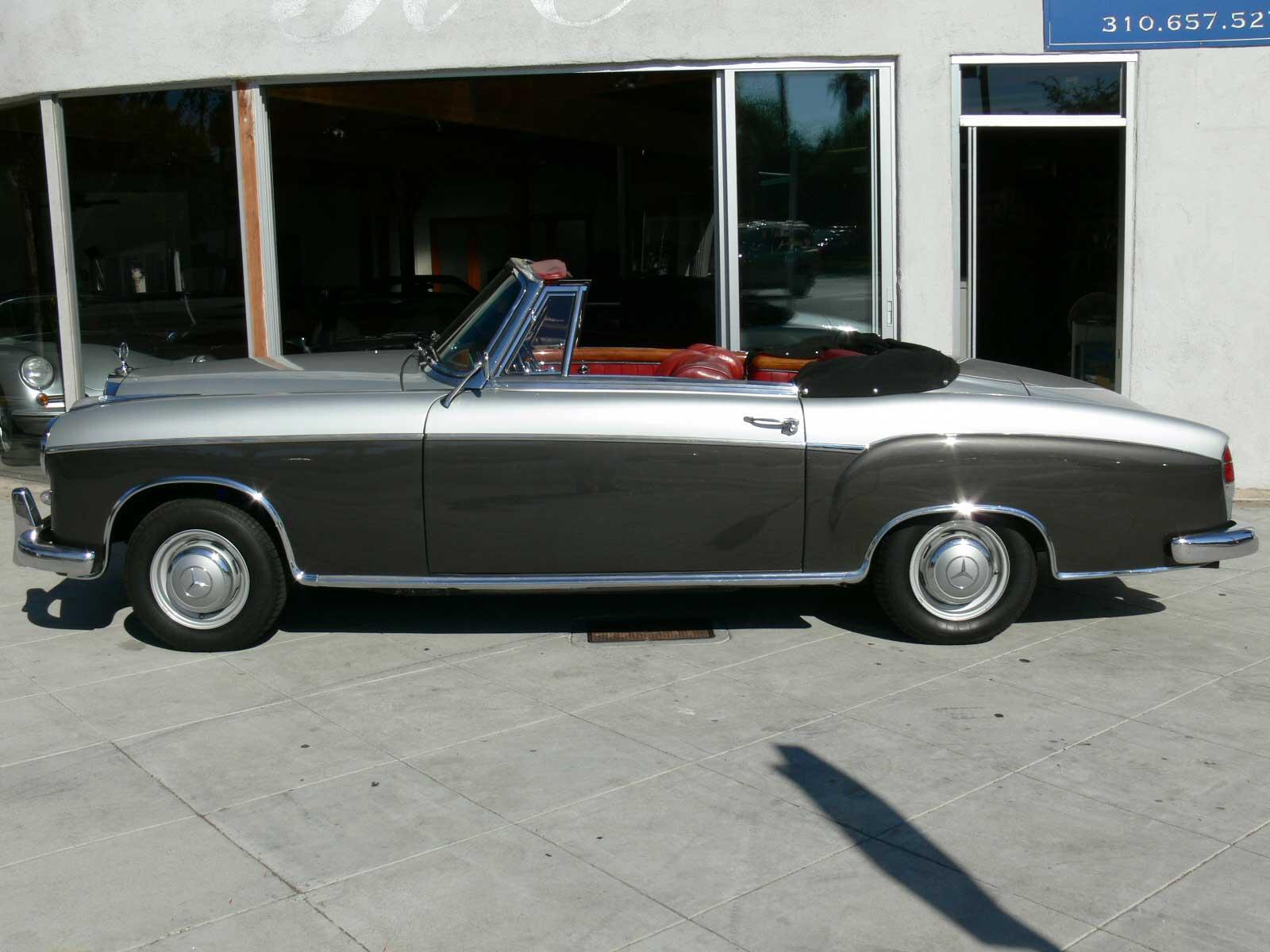 Mercedes-Benz 220 SE Cabriolet 1959