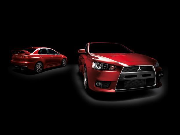 Mitsubishi Lancer - HQ фотосет