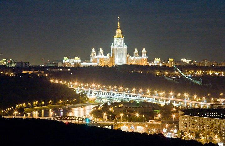 Московские крыши