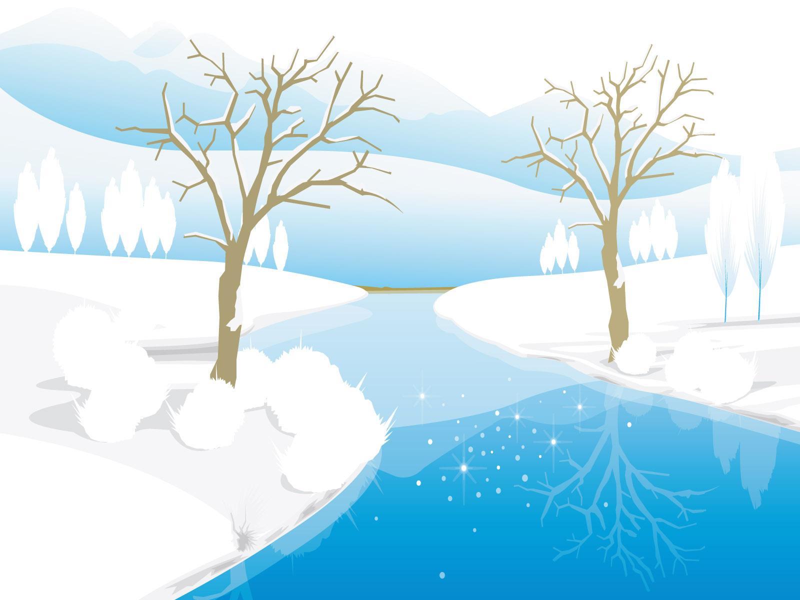 Почему зима такая длинная и холодная