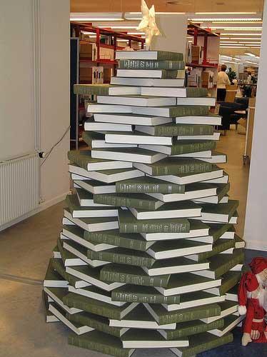 Ёлка библиотекаря