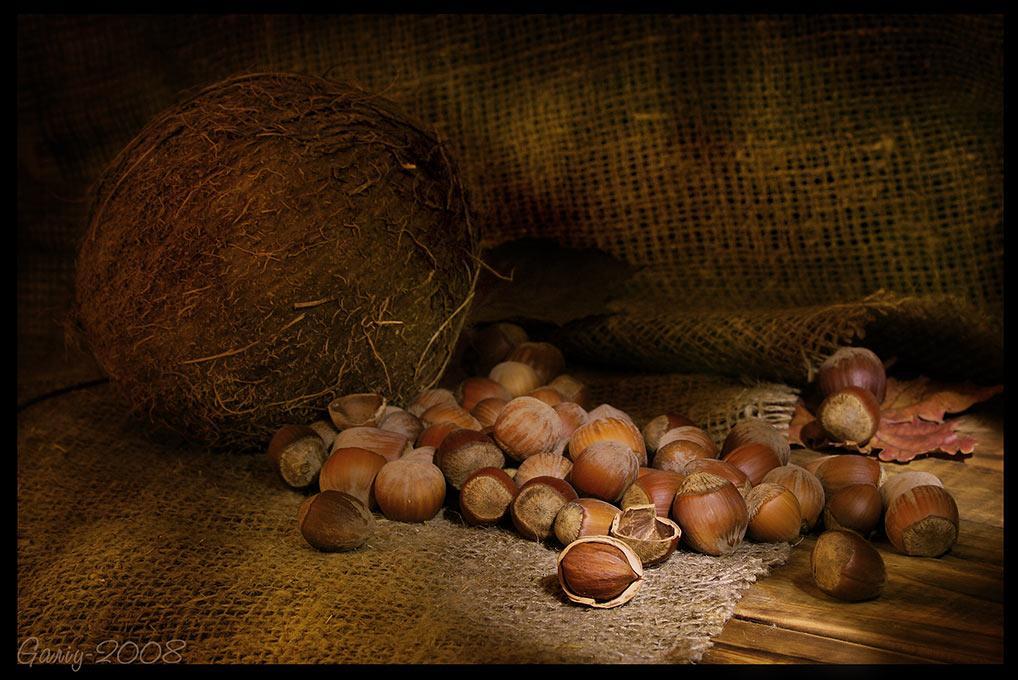 Ореховая подборка