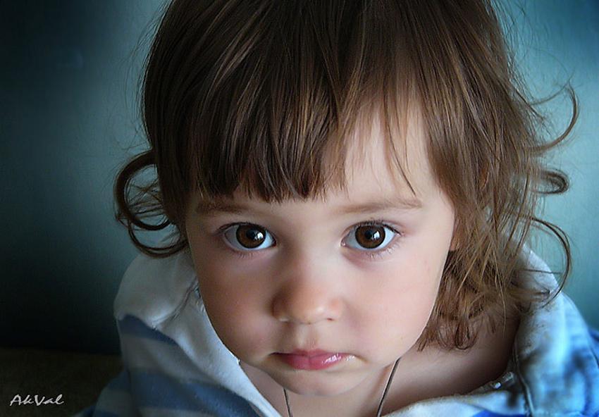 Очень красивые фото детей. Классная фотоподборка и выполнена очень