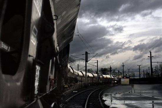 Классные снимки дождя