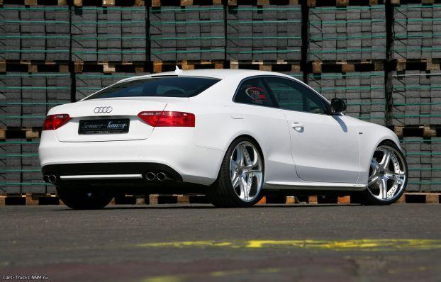 Senner-Tuning Audi A5