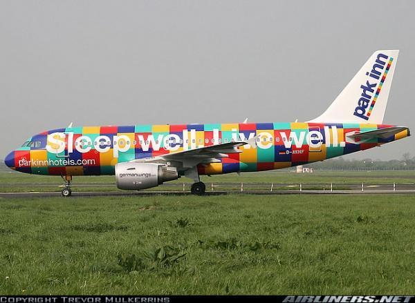 Воздушная раскраска
