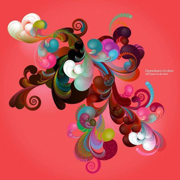 Яркий креатив от Adhemas Batista