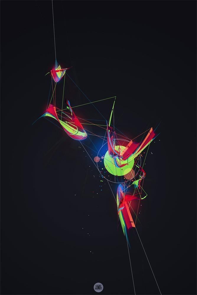 Работы графического дизайнера Ulbe Sybesma