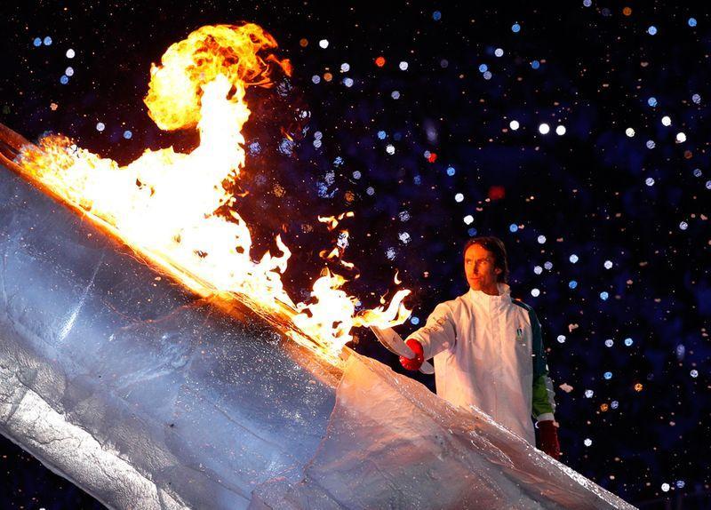 Церемония открытия олимпиады (29 фото)