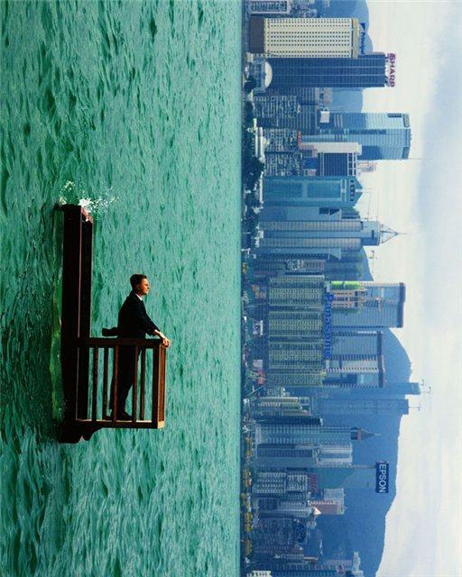 Чудеса гравитации фотографа Филиппа Раметта
