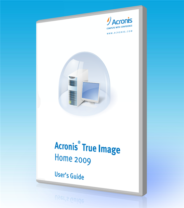 Acronis True Image Home 2009 Build v9.519 Beta 2