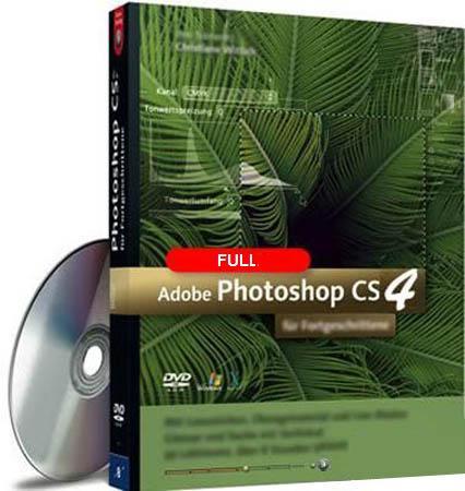 Adobe PhotoShop CS4 Full 2008
