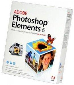 Adobe® Photoshop® Elements 6.0 для Windows RUS