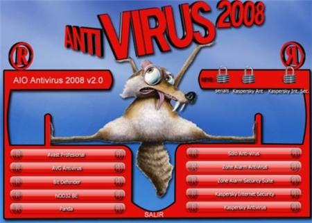Antivirus 2008 v2.0 (All-In-One)