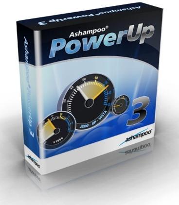 Ashampoo PowerUp v3.20