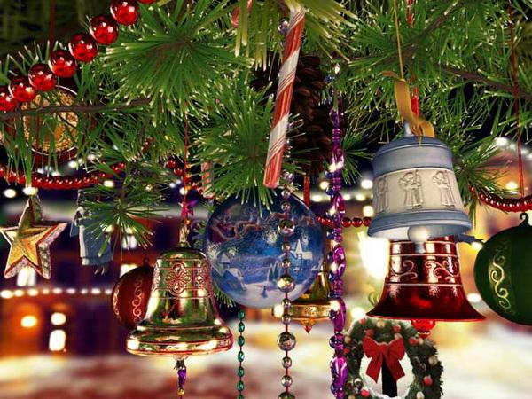 Christmas Bells 3D Screensaver v1.0