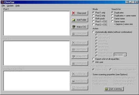 CloneSpy v2.32