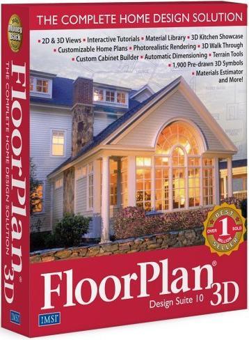 floorplan 3d design suite 11.0.32 full