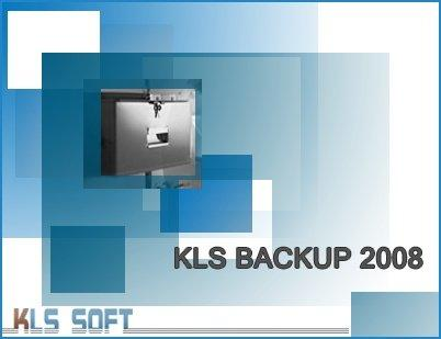 KLS Backup 2008 Professional v4.7.0.1