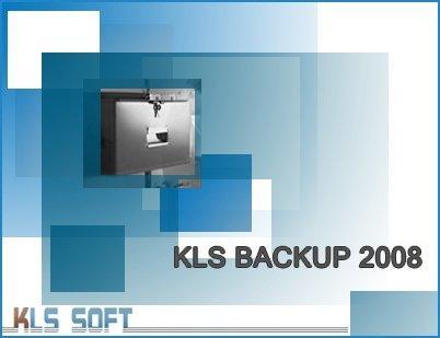 KLS Backup 2008 Professional v4.7.0.1