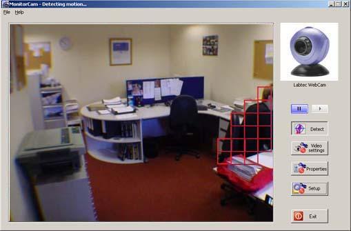 Lightning Cube MonitorCam v2.0