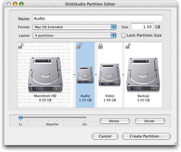 MacOS DiskStudio v1.6.1 + SN