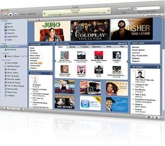 iTunes v7.7.1