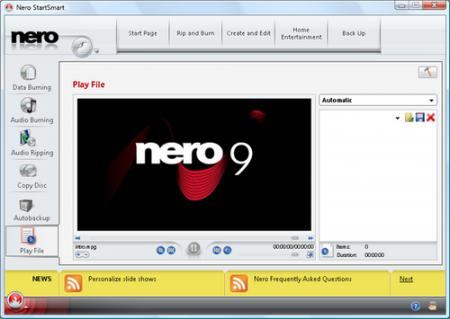 Nero v9.0.9.4b