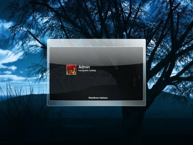 OSX Leopard XP (Glass Edition) 2008