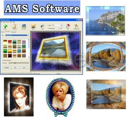 Portable AMS Photo Effects v1.65