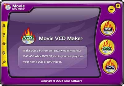 Portable Aone Movie DVD Maker v2.6.1008 - обработка видео