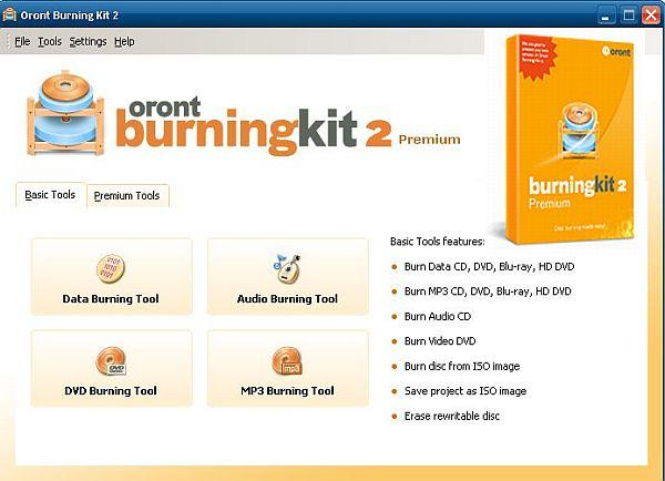 Portable Oront Burning Kit 2 Premium v2.6.1