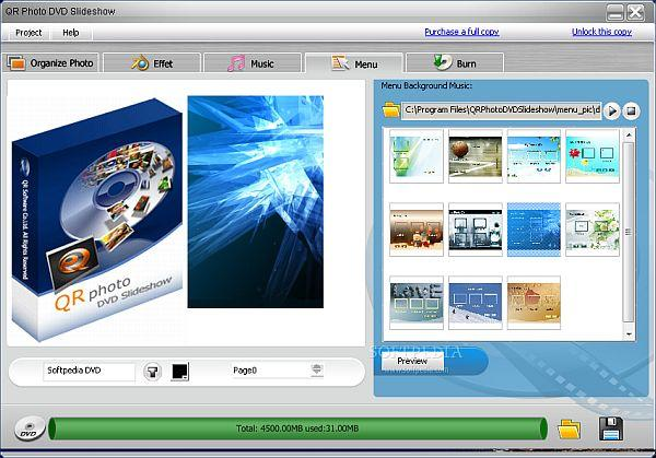 QR Photo DVD Slideshow v3.4.0 Portable