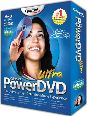CyberLink PowerDVD Ultra v.8.0.1730.50 (сборка 8) Rus