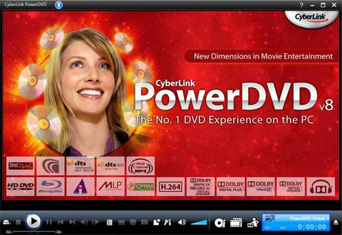 CyberLink PowerDVD Ultra v.8.0.1730.50 (сборка 8) Rus
