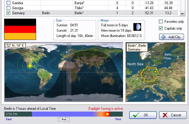 Sharp World Clock v2.16