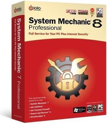 System Mechanic v8.0.0.17