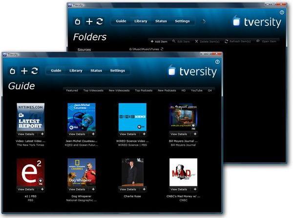 TVersity v1.0.0.10 RC6