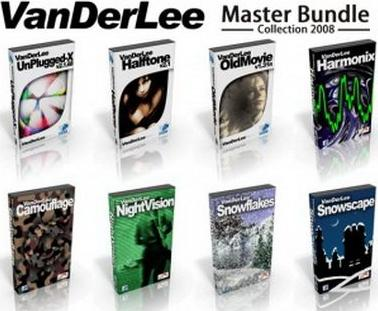 VanDerLee Master Bundle Collection 2008