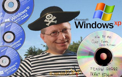 Microsoft Windows XP SP3 русская версия