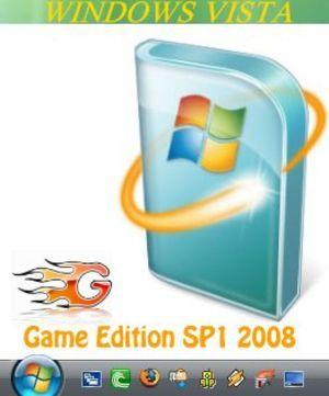 Windows Vista Game edition SP1 x64 RUS Activated