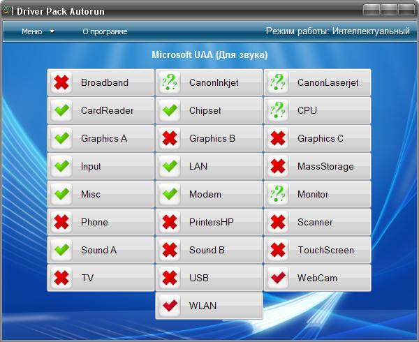 XTreme DriverPacks v1.0