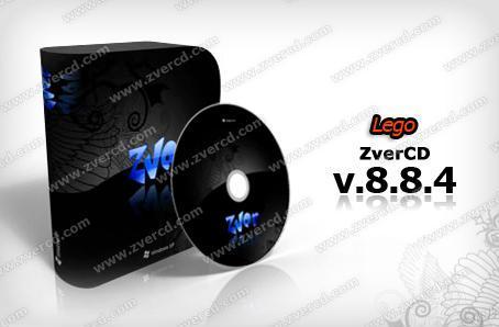 WindowsXP SP3 + ZverСD Lego v8.8.4 (обновления по 19 августа 2008 года)