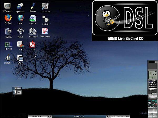 Damn Small Linux v4.4.10 Final