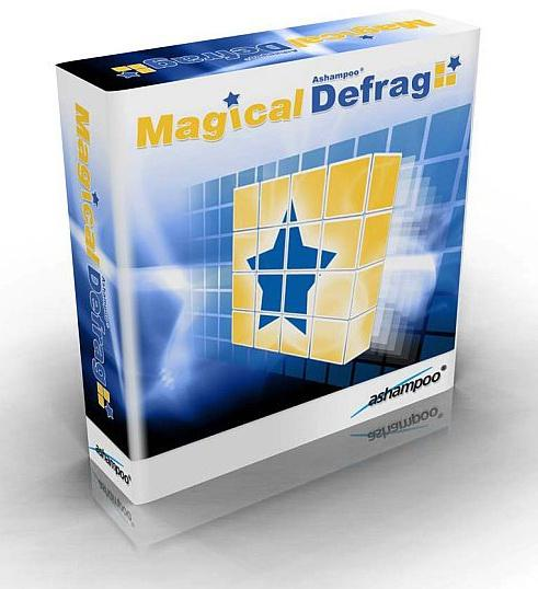 Ashampoo Magical Defrag v2.3.4 MultiLang Portable Rus