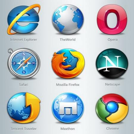 Browsers and Plugins Collection (September 2009)